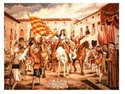 MAULETS I BOTIFLERS: DUES FORMES D'ENTENDRE ESPANYA