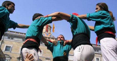 EL AJUNTAMENT DE BARCELONA PROHIBEIX ACTUAR ALS CASTELLERS DE LA SAGRADA FAMILIA