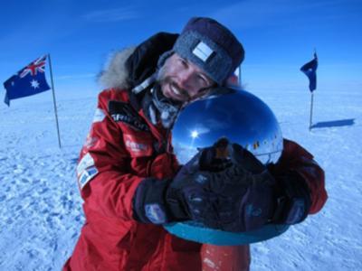 Un català conquesta el Polo Sur
