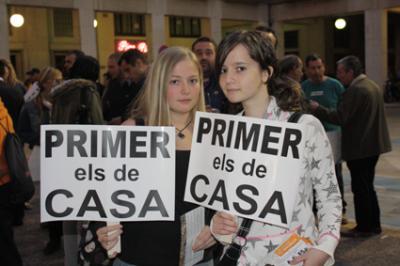 Anglada (PxC):Mentre la Generalitat anuncia retallades en educació reserva places en exclusiva per als nens immigrantes