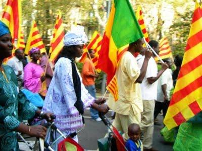 La Assemblea Nacional Catalana, vanguardia del multiculturalisme anti-català